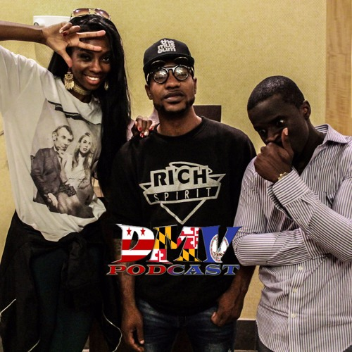 #71 DMV Podcast - #IceColdCreativity ft. DJ Freeez @WhoIsFreeez