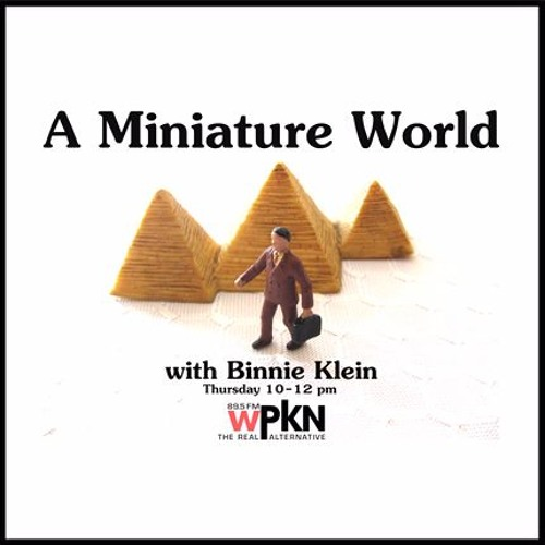 A Miniature World with Binnie Klein - Interview with Colin Thompson