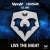 W&W & Hardwell - Live The Night (Sonas Hardstyle edit)