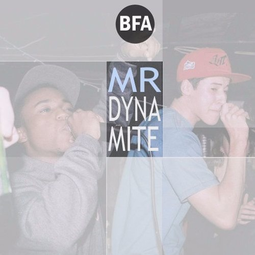Brothers From Another - Mr. Dynamite (Prod. by Morg)