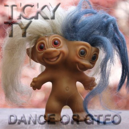 Dance Or GTFO - Ticky Ty Live Mix from CZ Oct 2016