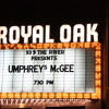 Umphrey's McGee - 2x2 - Royal Oak Music Theatre 3-12-09