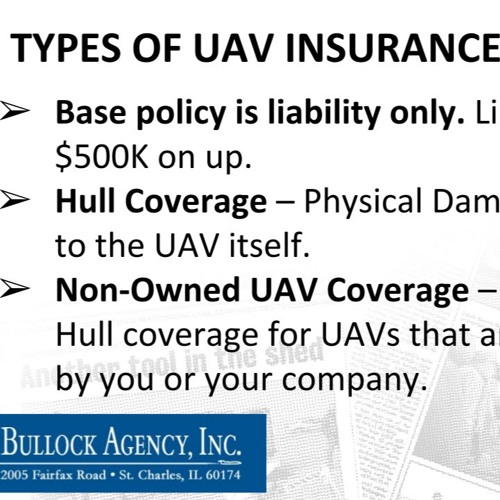 Commercial Drone Insurance 101 - How to get Drone Insurance