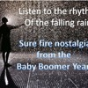 Rhythm Of The Falling Rain