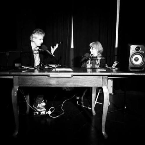 Creare un mondo di teatro in Ticino: Markus Zohner Incontra Vania Luraschi 01:02:10