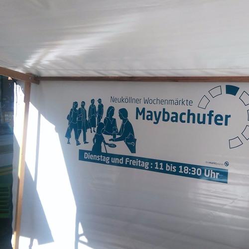 Hörfunk-Spot Wochenmarkt Maybachufer
