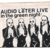 Download Tapes Fallout #1 - Audio Leter live - In the Green Night NYC Mp3