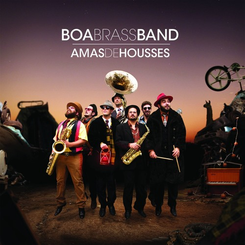 AMAS DE HOUSSES (2014 - Boa Brass Band)
