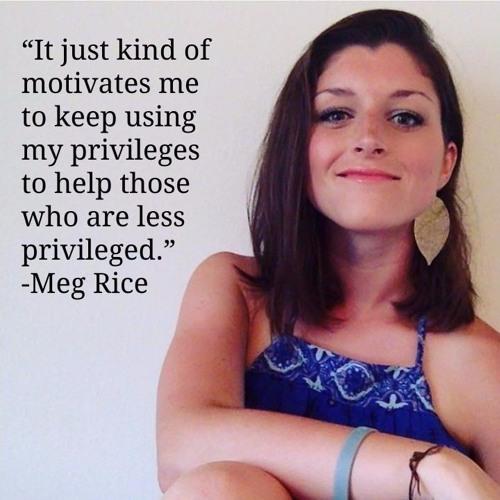Episode 59--Meg Rice, Loyola University Episode