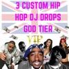 3 CUSTOM FEMALE HIP HOP DJ DROPS FOR RAPPERS, PRODUCERS & DJ'S