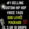 HIP HOP DJ DROPS WITH PROFESSIONAL CUSTOM EFFECTS X 2 X 5 X 10