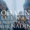Kodaline - All I Want #LiveAcousticCover with @Cakecaine