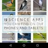 12 Science Apps you can find on our phones and tablets {Audio Blog}