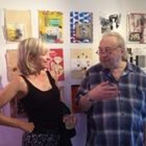 Richard Hill speaks with artist Laura Bell and poet Ian Ganassi -- Oct. 4, 2016