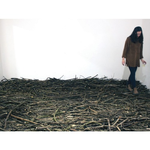 48 Bags Of Sticks | 2015 | Sian Hutchings | ArtSway