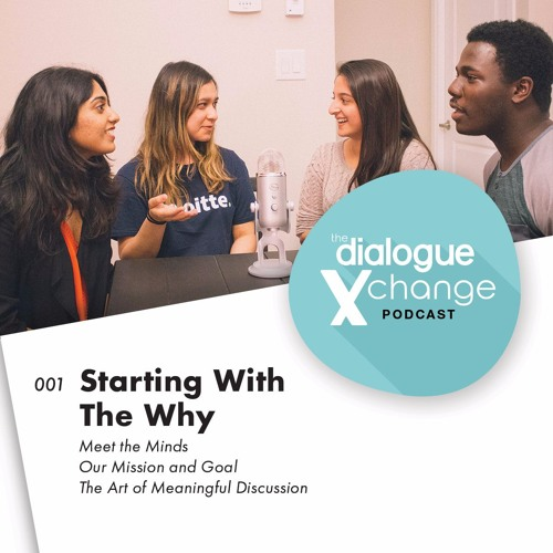 TDX Podcast Episode 1 - Starting With The Why