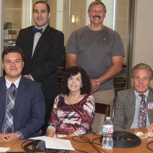 Eps. 54 Santa Clarita City Council Debate Part 1