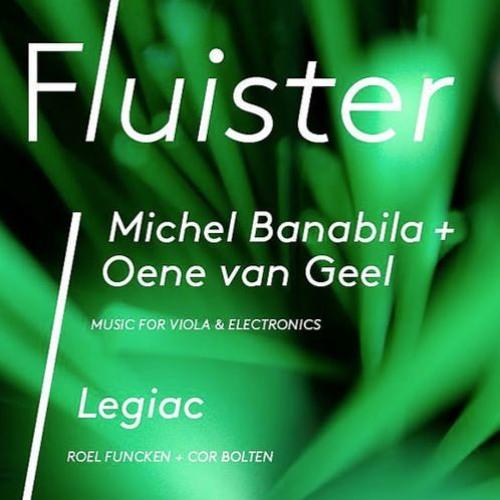 Michel Banabila & Oene van Geel: Concertzender - Live @ Fluister 2016