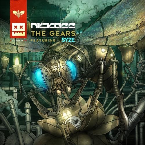 Eatbrain031 / NickBee - The Gears EP