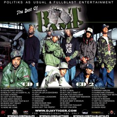 "BOOT CAMP CLIK - "" Here's War "" [DJ Tiger]...."