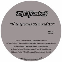 Tom Ellis - For Five (Studioheist Remix)