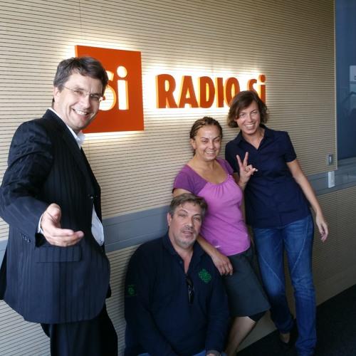 Interview auf Radio Si. Maribor/Slowenien