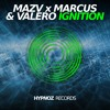 Mazv X Marcus & Valero   Ignition (Out Now) #41 On Beatport Bigroom