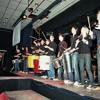 Samba Band recording