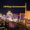 24K Magic - Bruno Mars (Instrumental)
