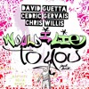 David Guetta Cedric Gervais And Chris Willis Would I Lie To You Baby Baptiste Silva Remix Mp3