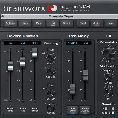 bx_rooMS Drums Indie WET