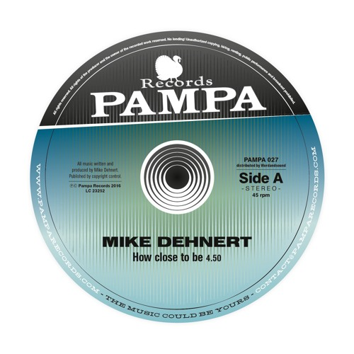 Pampa027 Mike Dehnert - how close to be E.P. (snippet)