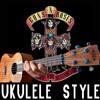 Guns And Roses - Appetite For Destruction [ Full album on ukulele ]