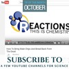 YouTube Channels  {Homeschool Science Tip of the Month October 2016}