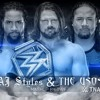 WWE Mashup- AJ Styles & The Usos 2016 -- (NEW)