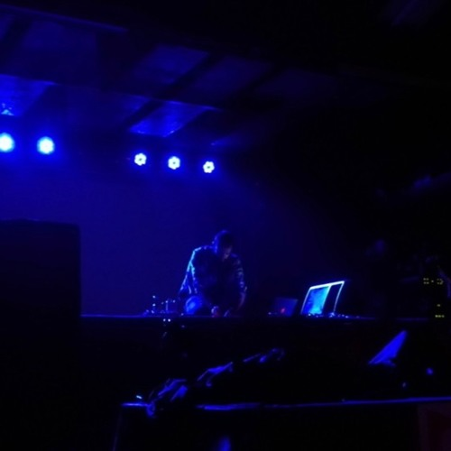 Eidos Live - opening to Negativland - Init Club, Rome, 2016