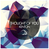 Thought of You (feat. Ryan Kenney) [Radio Edit]