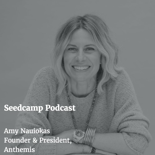 Amy Nauiokas, Founder & President of Anthemis Group, on passion as a guiding force