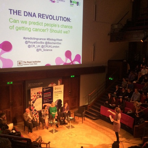 The DNA Revolution: Can we predict people's chance of getting cancer? Should we?