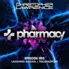 Pharmacy Radio #003 w/ guests Laughing Buddha & Triceradrops