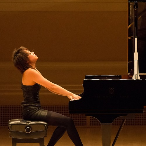 Yuja Wang returns to the TSO stage
