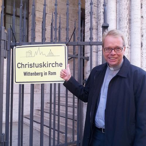 Interview mit Pfarrer Dr. Jens-Martin Kruse (evangelisch-lutherische Kirche Rom)