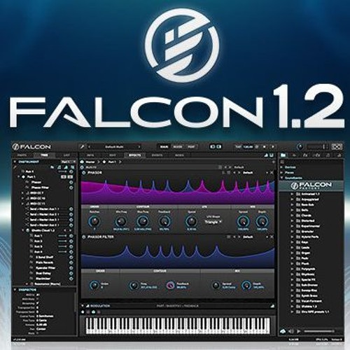 Falcon 1.2 by UVI - Factory Presets by Daniel Stawczyk