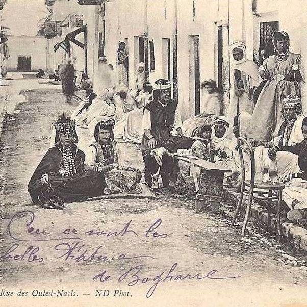 La prostitution en Algérie à l'époque Ottomane et française | Aurelie Perrier