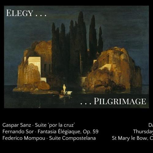 Elegy ... Pilgrimage - St Mary le Bow, 6 October 2016