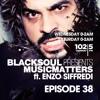 BLACKSOUL presents MUSIC MATTERS 038 / YAMMAT FM / 12.10.2016