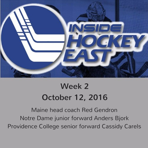 IBG Inside Hockey East 10.12.2016