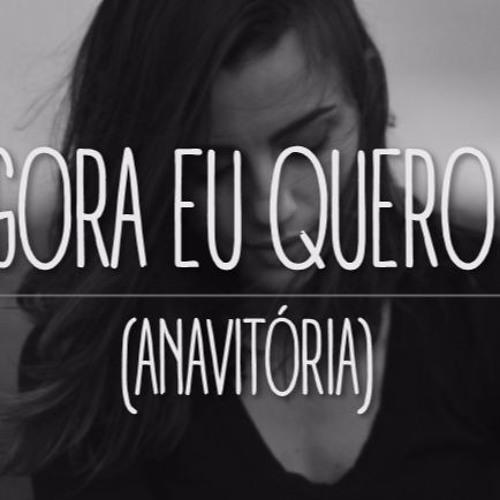 Baixar Agora Eu Quero Ir - Anavitória (Juliana Gomes Cover)