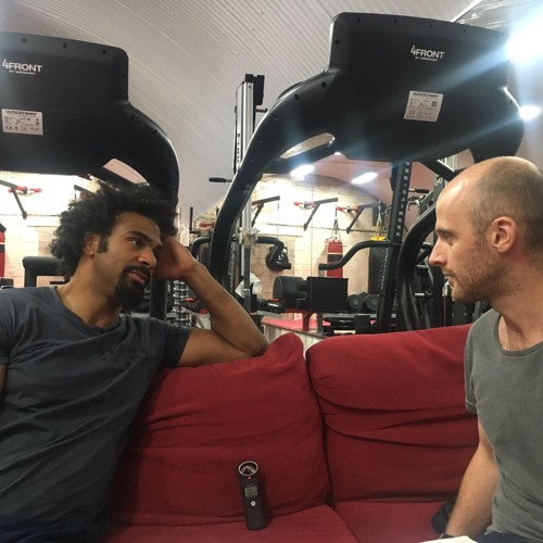 13 - In Conversation with David Haye