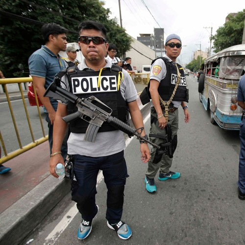 Global Journalist: Duterte's drug war in the Philippines